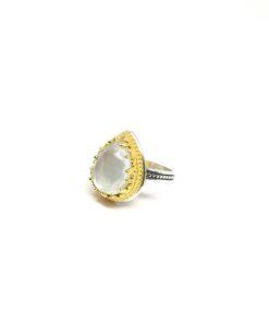 Βυζαντινό δαχτυλίδι BA0165