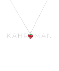 Children's sterling silver necklace BC2021